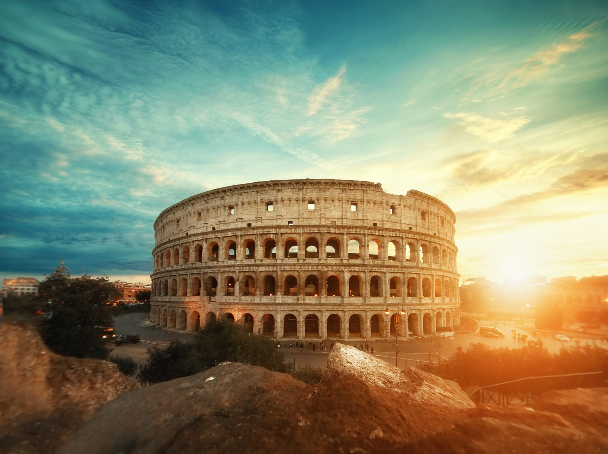 Rome wasn't built in a day, but you have to put your head into it!…